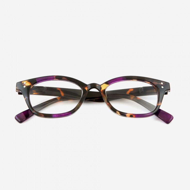 PFM007 BUTTERFLY Purple-Tortoise