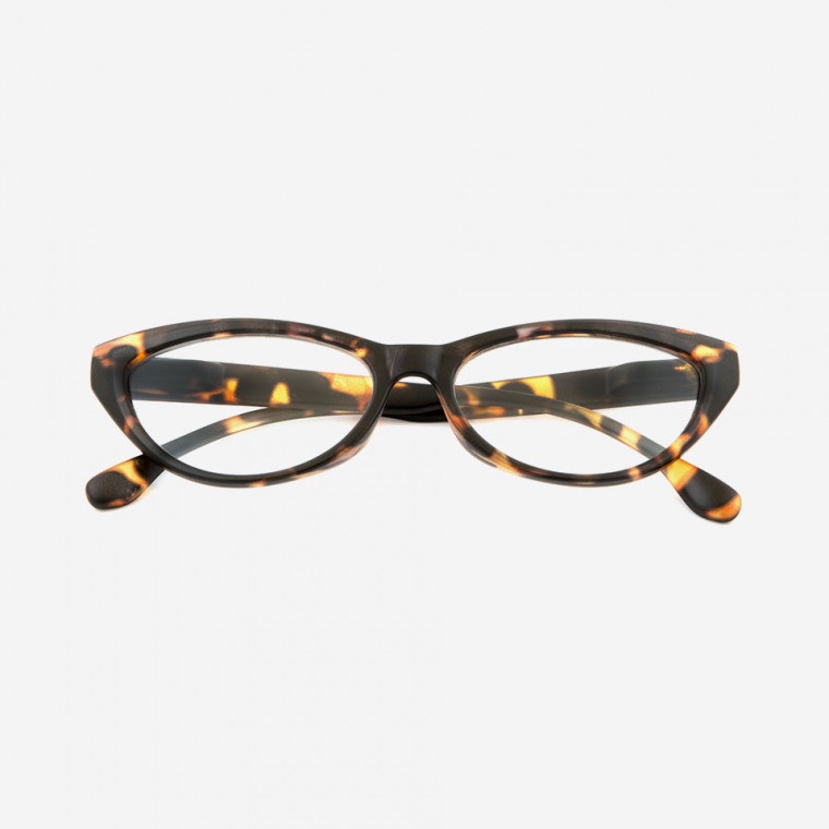 PFM0032 CAT EYE Satin Tortoise