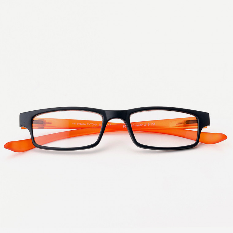 PNT0004 ASTA DA COLLO Grey/Orange