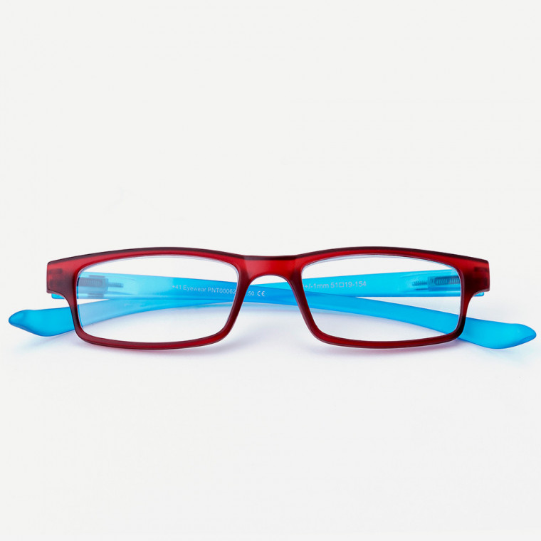 PNT006 ASTA DA COLLO Bordeaux/Lightblue