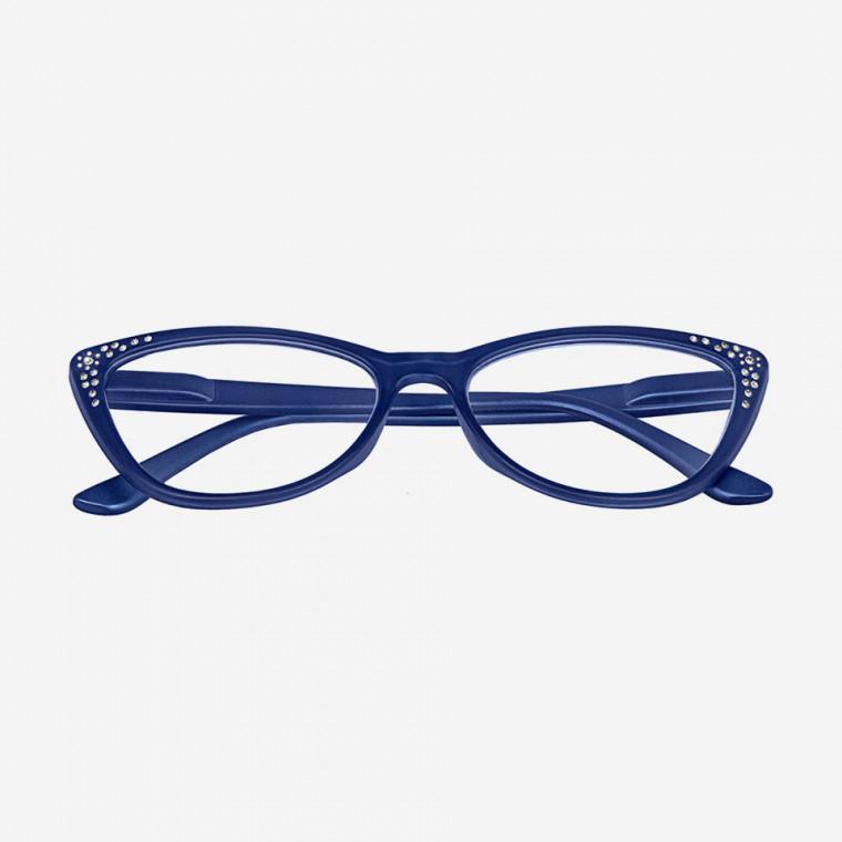PFM0035 STRASS matte blue